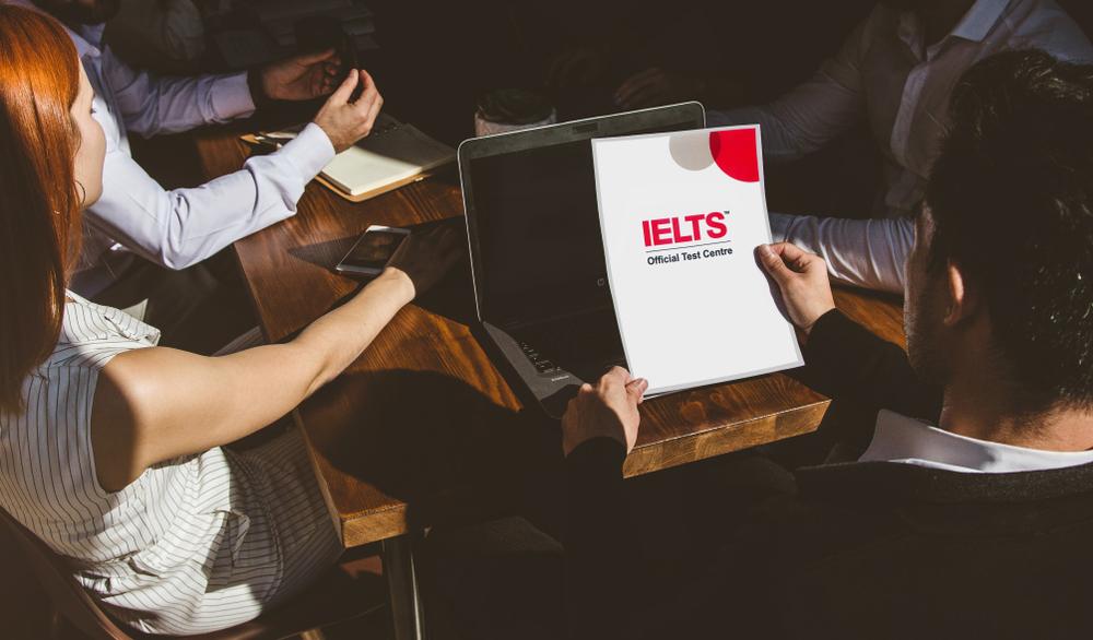 IELTS Training/Post landing