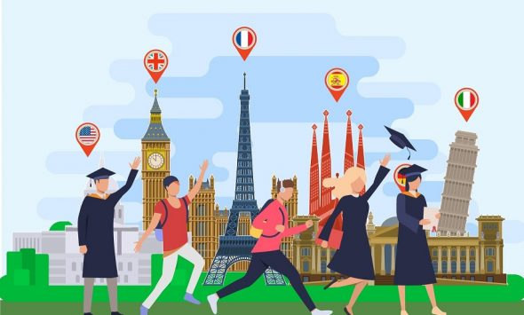 study abroad vs study in india